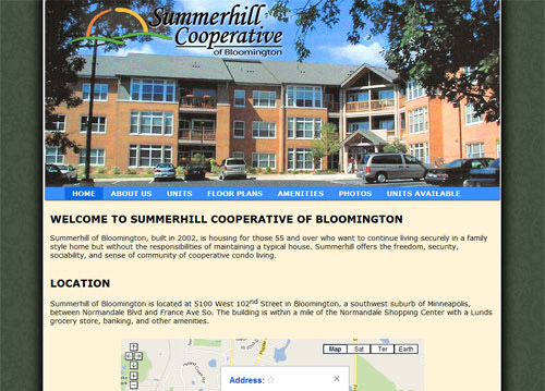 Summerhill Bloomington